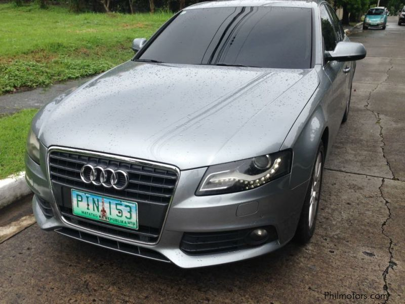 Used Audi A4 tdic for sale in Paranaque City
