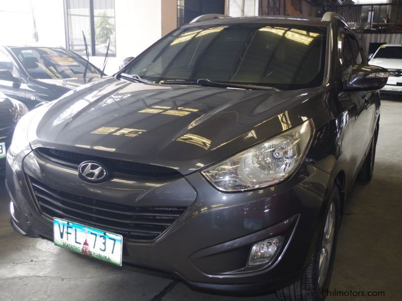 Pre-owned Hyundai Tucson 4x4 for sale in
