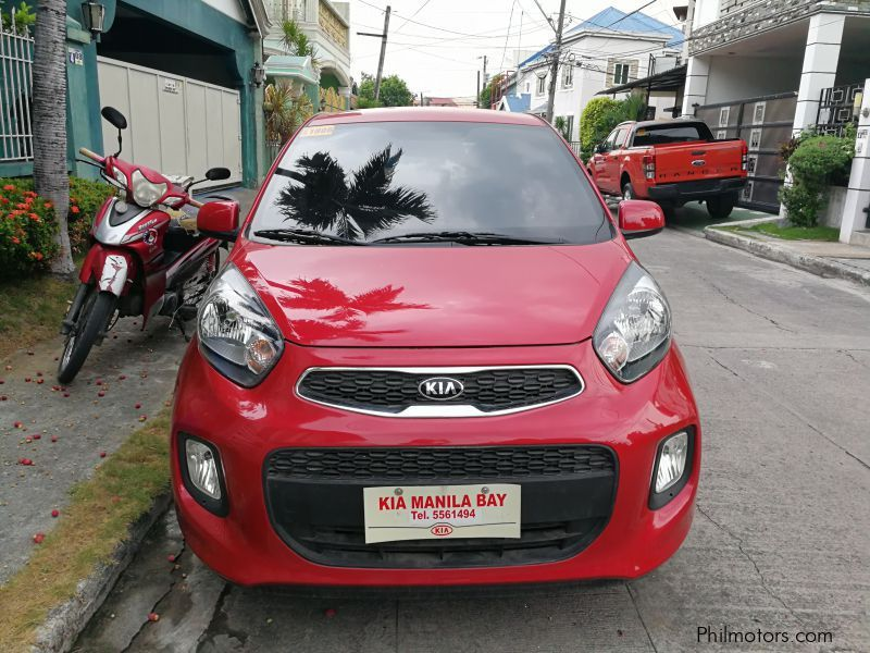 Used Kia Picanto for sale in Pasig City