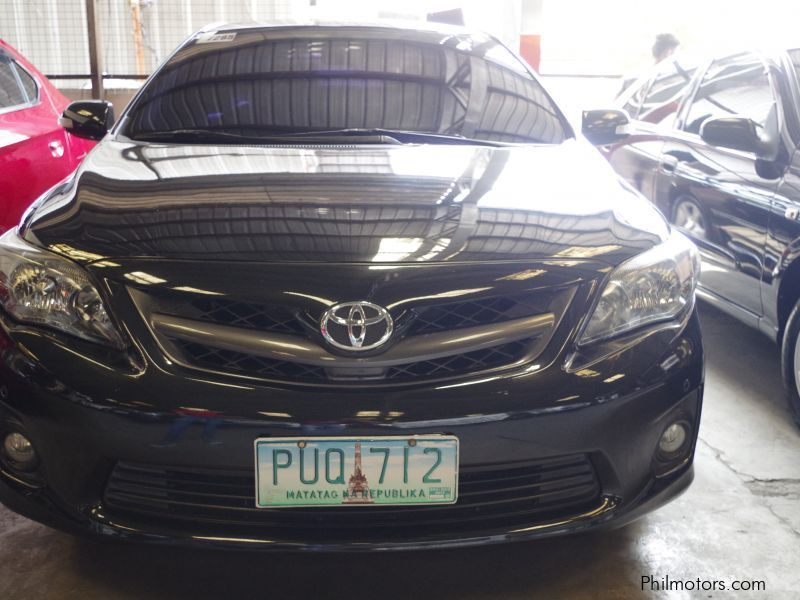Used Toyota Altis for sale in Pasig City
