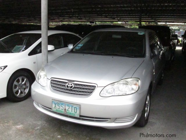 Used Toyota Altis E for sale in Pasay City