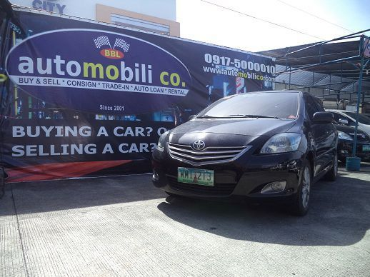 Pre-owned Toyota Vios G for sale in Paranaque City