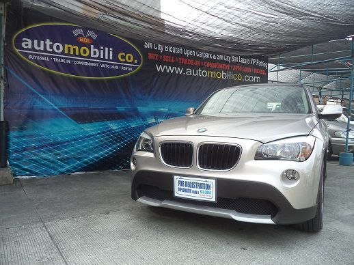 Pre-owned BMW X1 18i for sale in Paranaque City