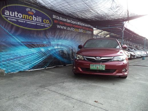 Pre-owned Subaru Impreza for sale in Paranaque City
