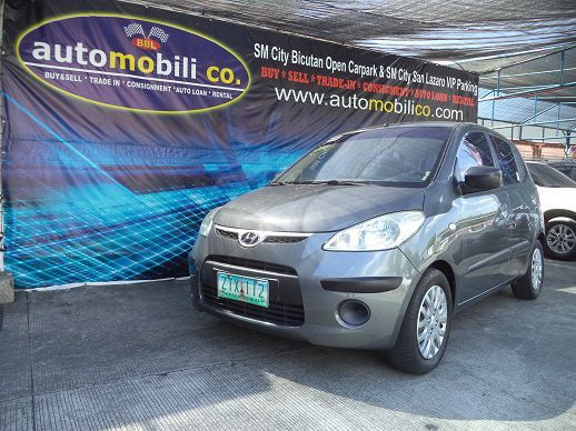 Used Hyundai i10 for sale in Paranaque City