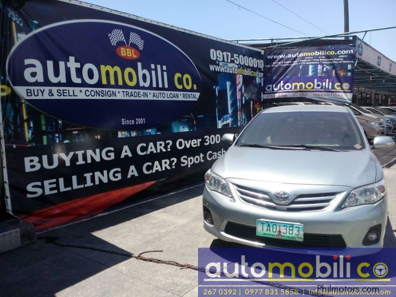 Pre-owned Toyota Corolla for sale in Paranaque City