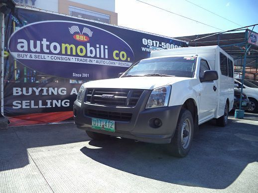 Pre-owned Isuzu IPV for sale in