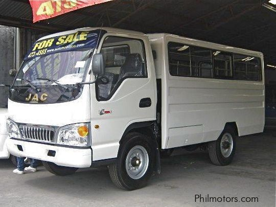 New JAC FB for sale in Paranaque City