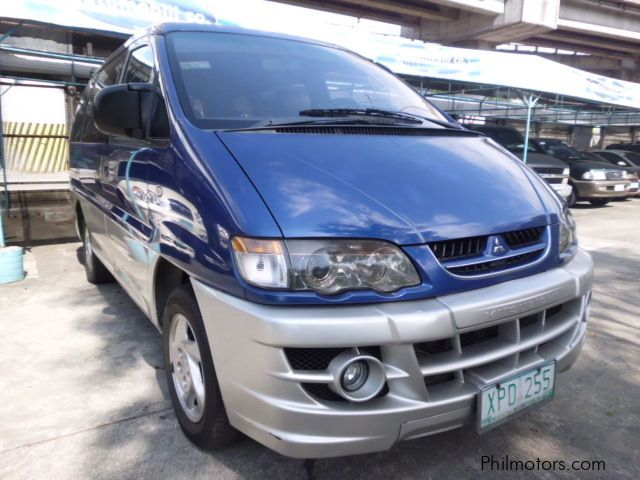 Used Mitsubishi Space Gear in Philippines