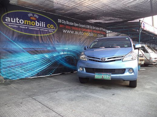 Pre-owned Toyota Avanza G for sale in Paranaque City