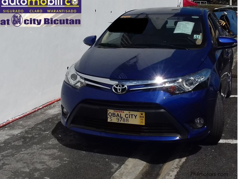 Pre-owned Toyota Vios for sale in Paranaque City