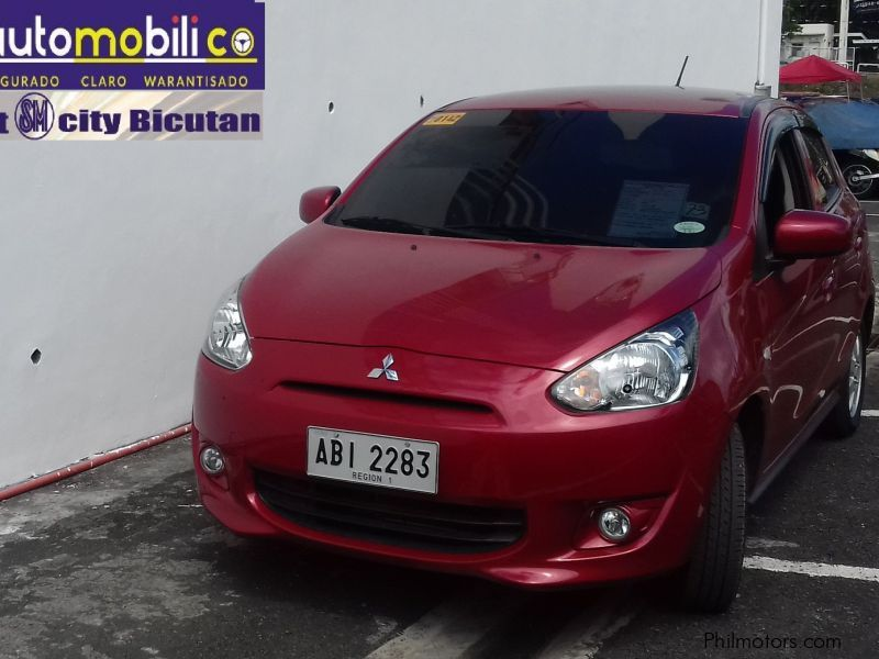 Pre-owned Mitsubishi Mirage for sale in Paranaque City
