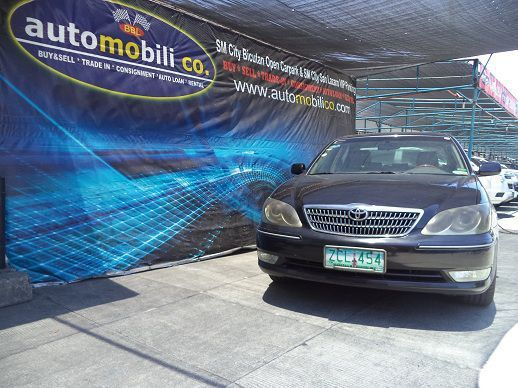 Used Toyota Camry 3.0V for sale in Paranaque City