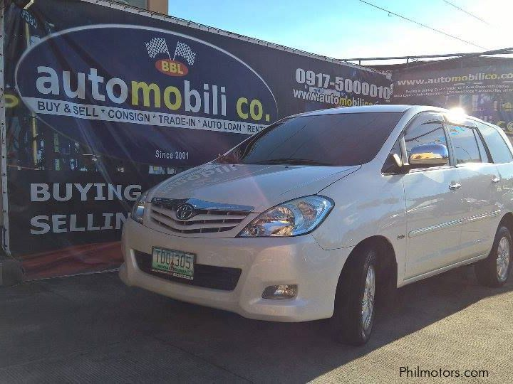 Pre-owned Toyota Innova G for sale in Paranaque City