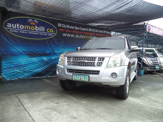 Pre-owned Isuzu Alterra for sale in Paranaque City