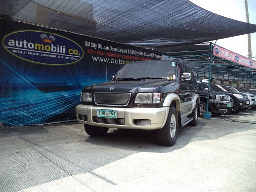 Pre-owned Isuzu Trooper for sale in Paranaque City