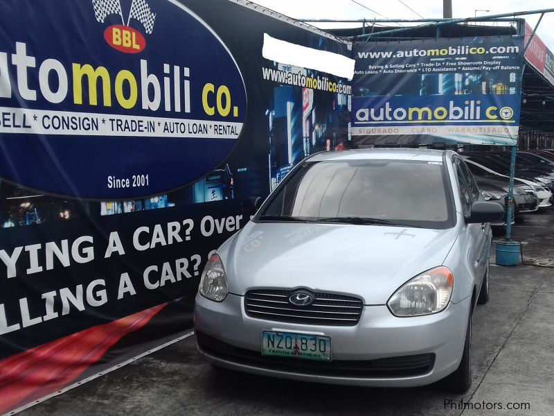 Used Hyundai Accent for sale in Paranaque City