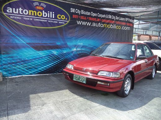 Used Honda Civic EF for sale in Paranaque City