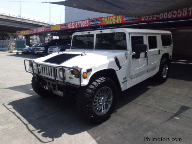 Used Hummer H1 for sale in Paranaque City