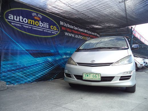 Pre-owned Toyota Previa for sale in Paranaque City