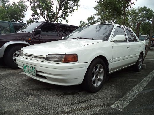 Used Mazda 323 for sale in Paranaque City