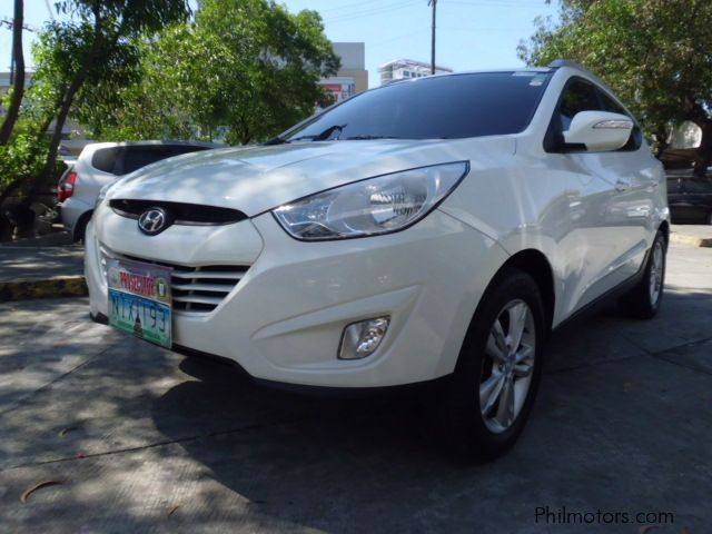 Used Hyundai Tucson in Philippines