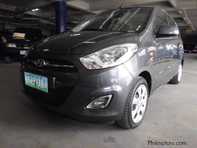 Used Hyundai i10 in Philippines