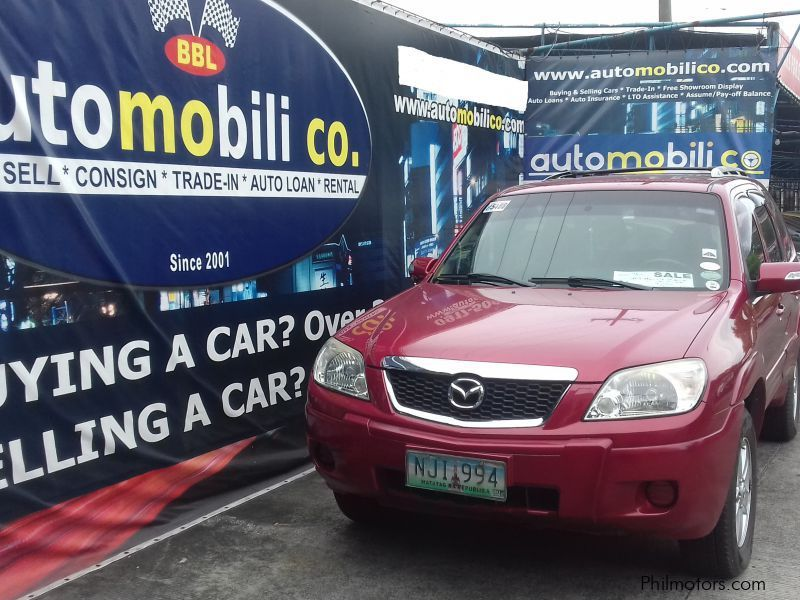 Used Mazda Tribute for sale in Paranaque City