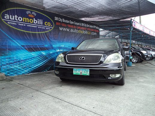 Pre-owned Lexus LS430 for sale in Paranaque City