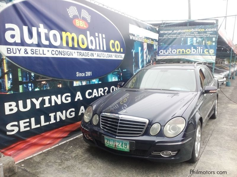 Pre-owned Mercedes-Benz 280E for sale in Paranaque City