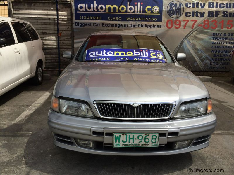 Pre-owned Nissan Cefiro for sale in