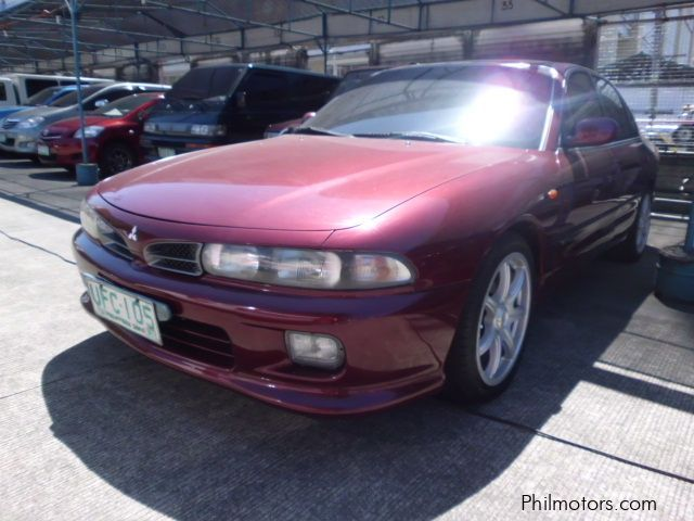Used Mitsubishi Galant in Philippines