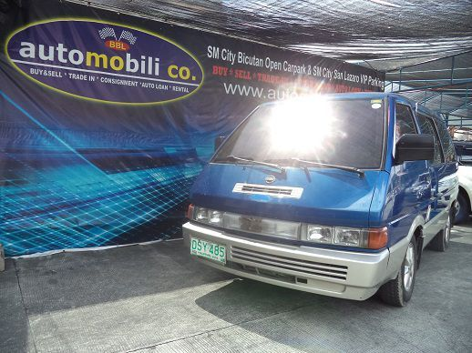 Pre-owned Nissan Vanette for sale in Paranaque City