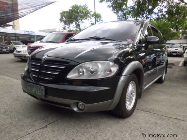 Used Ssangyong Stavic in Philippines