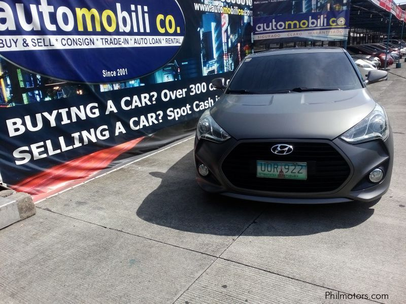 Pre-owned Hyundai Veloster for sale in Paranaque City