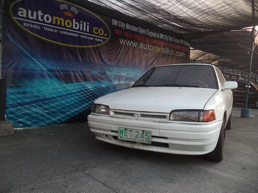 Pre-owned Mazda 323 for sale in Paranaque City