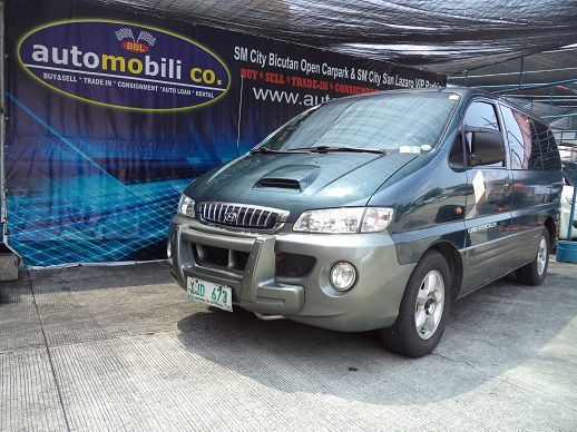 Used Hyundai Starex for sale in Paranaque City