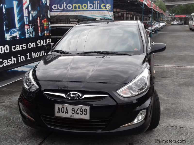 Pre-owned Hyundai Accent for sale in Paranaque City