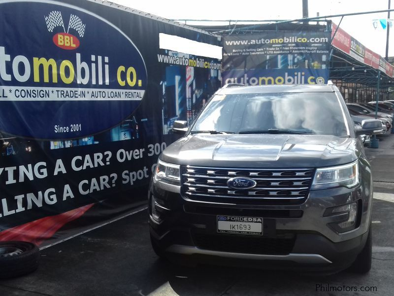 Pre-owned Ford Explorer Ecoboost for sale in Paranaque City