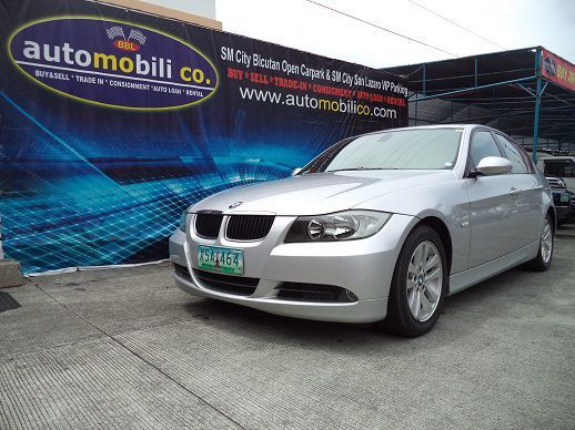 Pre-owned BMW 320i for sale in Paranaque City