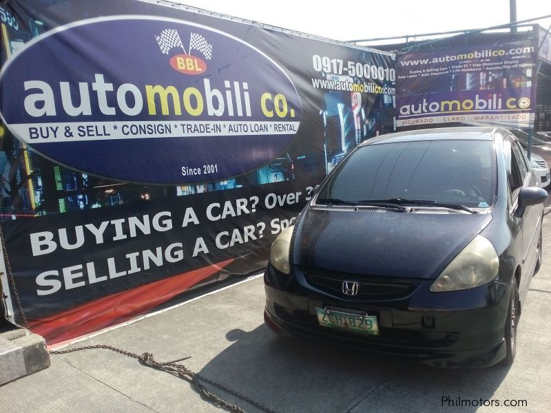 Used Honda Jazz for sale in Paranaque City