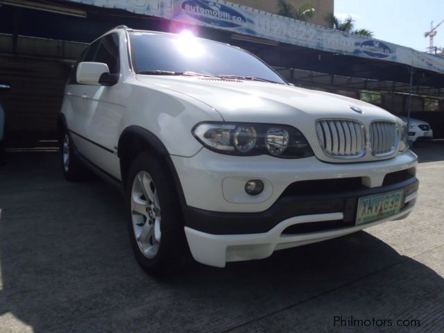 Used BMW X5 in Philippines