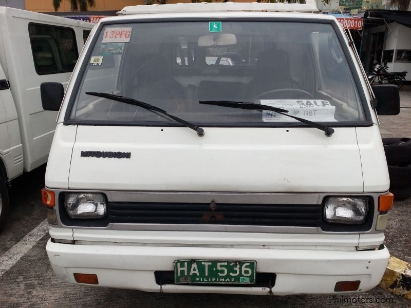 Used Mitsubishi L-300 FB for sale in Paranaque City