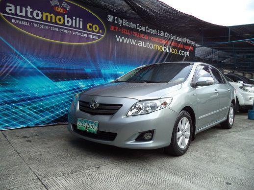 Used Toyota Altis G for sale in Paranaque City