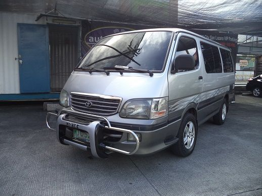 Used Toyota Hi-Ace for sale in Paranaque City