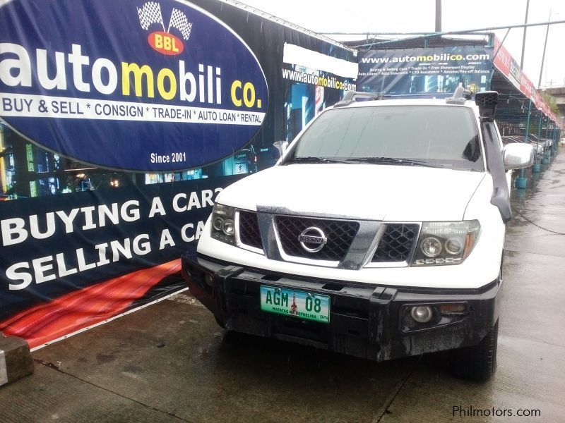 Used Nissan Navara for sale in Paranaque City