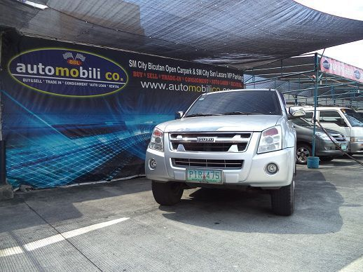 Pre-owned Isuzu D-Max for sale in Paranaque City