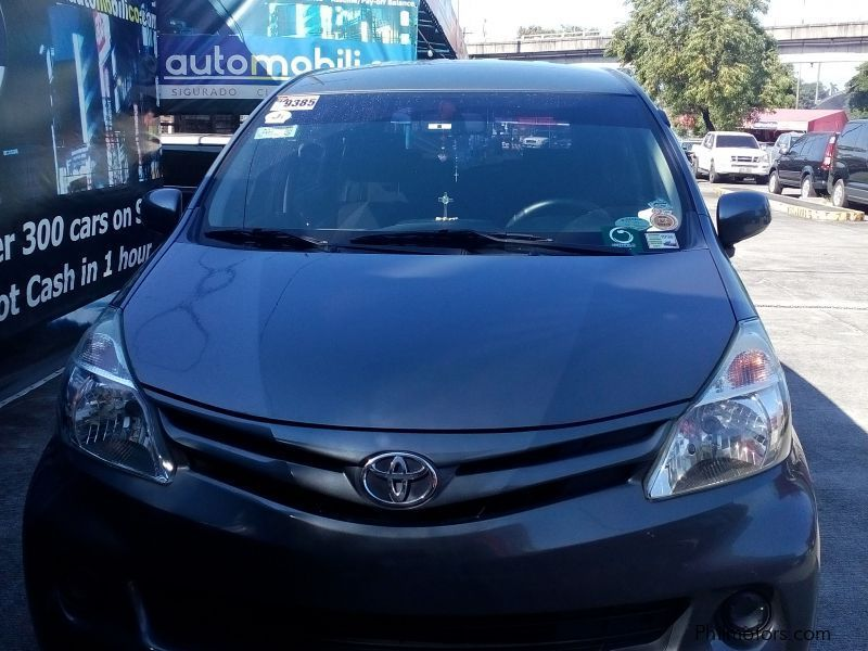 Pre-owned Toyota Avanza for sale in Paranaque City