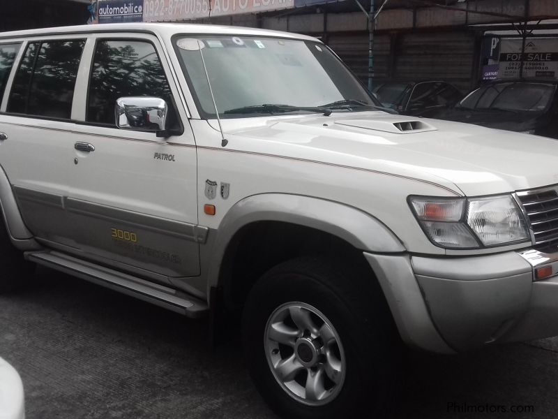 Pre-owned Nissan Patrol for sale in Paranaque City