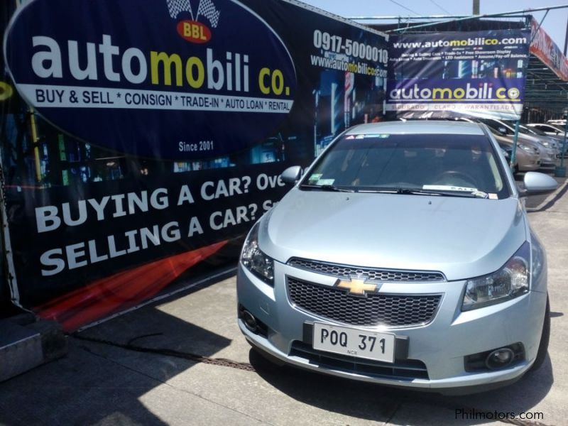 Used Chevrolet Cruze for sale in Paranaque City